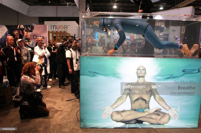 USA - Technology - Consumer Electronics Show in Las Vegas : News Photo