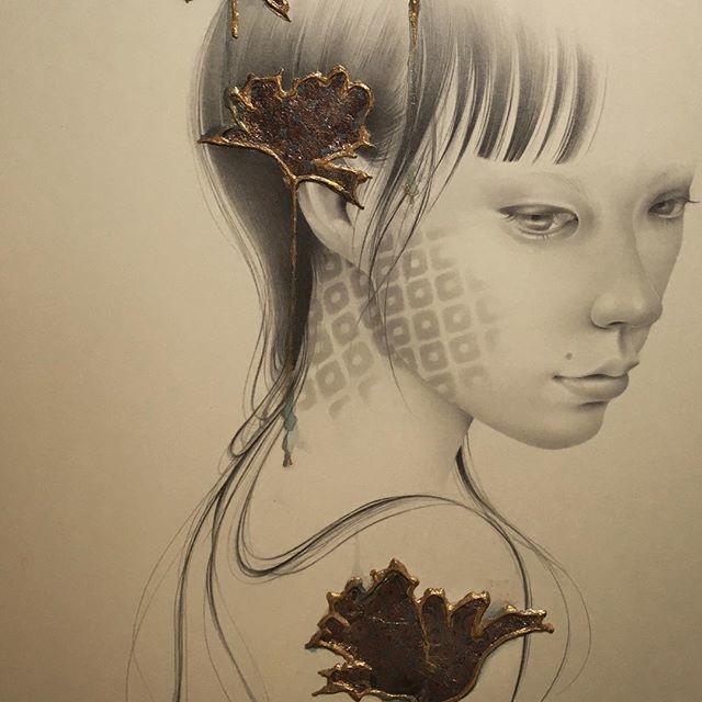Японская художница Озабу! Рисунки, которые впечатляют!, фото № 9