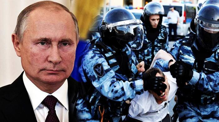 Гладиаторы власти: готовы ли силовики отдать жизнь за президента Путина ?
