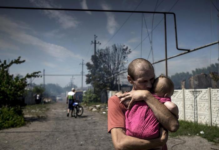 Прощения для Украины в Донбассе нет и не будет