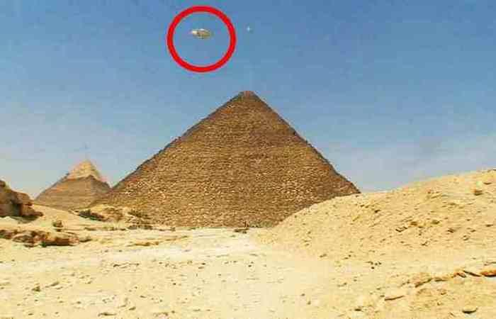 an analysis of the topic of aliens and pyramids Though pyramids were built from the beginning of the old kingdom to the close of the ptolemaic period in the fourth century ad, the peak of pyramid building began with the late third dynasty and.