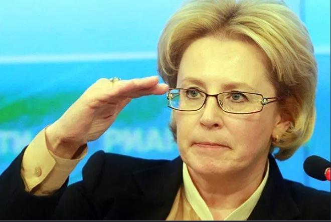 """Партия сказала: """"Надо"""", Скворцова сказала: """"Есть!"""""""