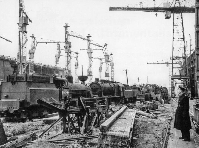 Николаевские верфи. Бесславный конец прославленного гиганта