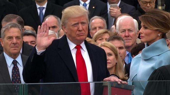 Трамп последний 44-й президент США