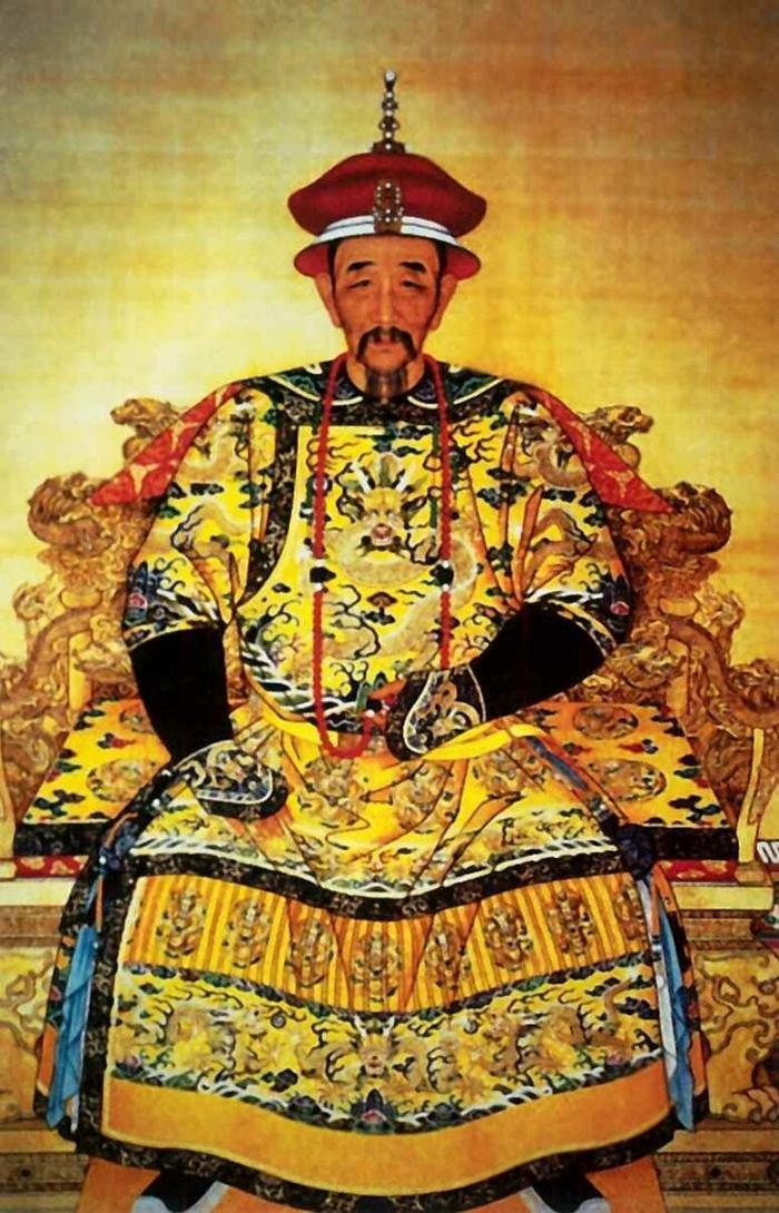 Канси 1662-1722 Император Китая.