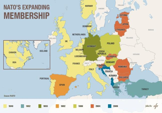 the debate about whether or not to expand the nato in europe The continuing debate about whether nato should expand to include the newly non-communist countries of eastern europe produced an unusual intervention last week from russia's foreign intelligence service, a branch of.