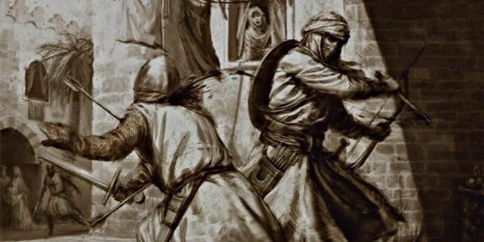 Ассасины: правда о сектах таинственных убийц