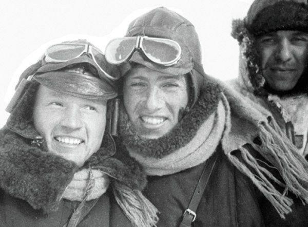 Борис Пивенштейн: что стало в немецком плену с героем, спасшим челюскинцев