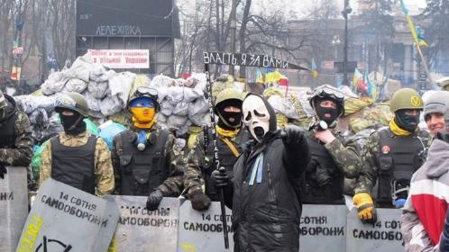 Россия - не Украина. Здесь волчатам разгуляться и вырасти не дадут
