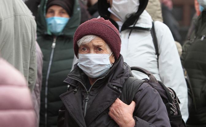 Пенсионная реформа плюс коронавирус: Такого унижения старики еще не видели