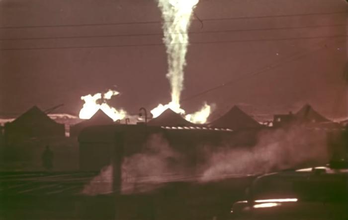 Фото №1 - Как в СССР взорвали ядерную бомбу, чтобы потушить пожар, с которым боролись три года (видео)