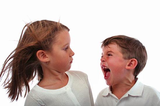 العنف الاطفال والتخلص