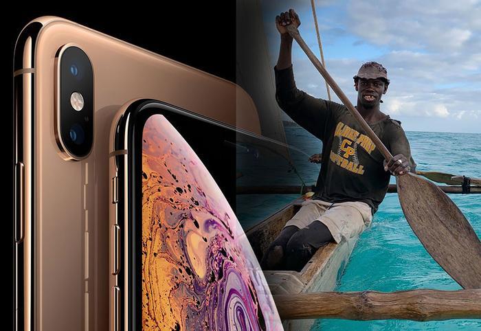 Смартфон iPhone XS: профессионал на деле проверил возможности новой камеры