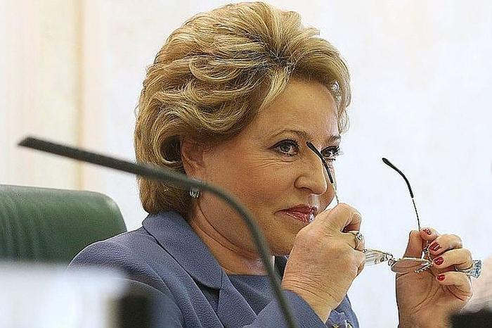 Валентина Матвиенко попала в комсорги почти случайно. Фото: Михаил Почуев/ТАСС