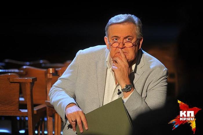 Юрий Стоянов был замсекретаря комсомола Большого драматического театра Фото: Евгения ГУСЕВА