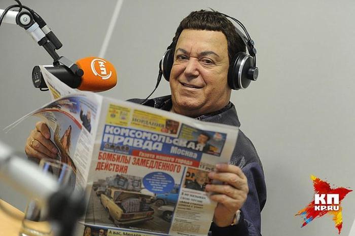 Иосиф Кобзон благодаря путевкам от комсомола исколесил весь Советский Союз Фото: Владимир ВЕЛЕНГУРИН