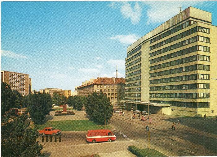 Самая маленькая столица в СССР