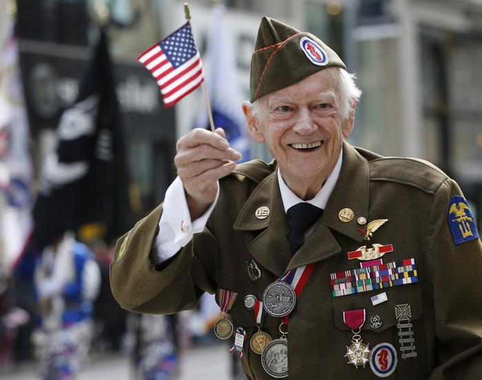 6948172 4813054 - Как живут ветераны в Америке?