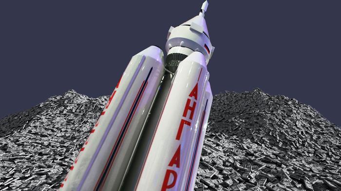 """Обнуление успехов. Ракета """"Ангара"""" полетит в космос, но за рубежом спроса на неё не будет"""