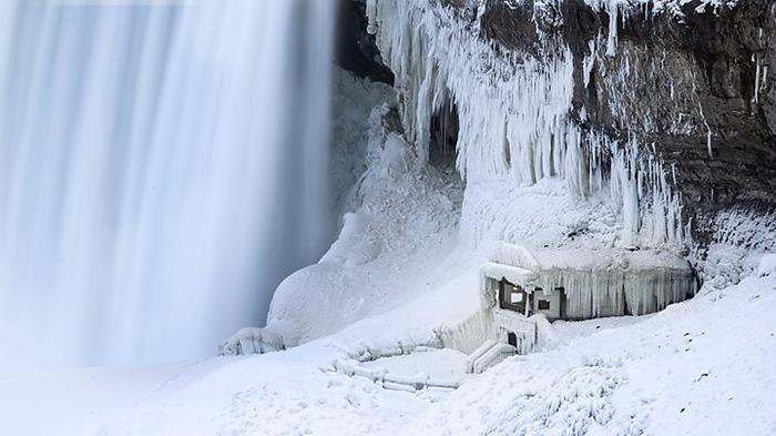В США пришли аномальные морозы. Ожидается до минус 53 градусов