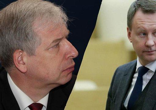 Тень экс-главы ФСКН Черкесова упала на убийство Вороненкова