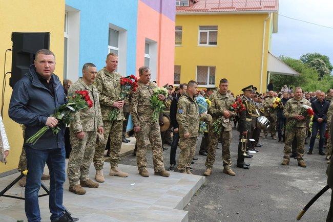 Майора Полевого, погибшего на Донбассе, похоронили в Хмельницкой области 05