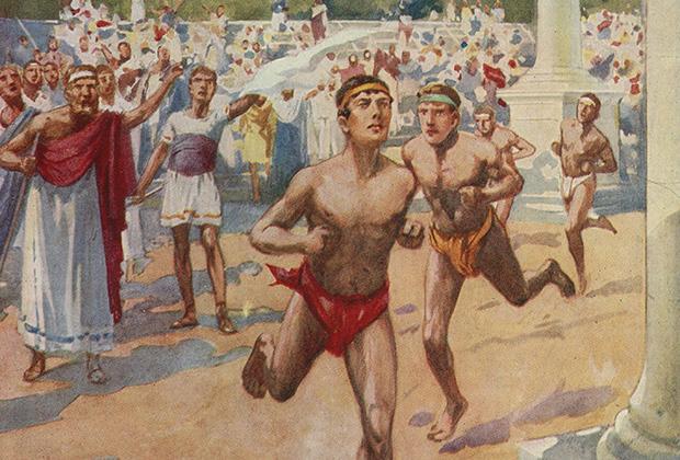 Древние греки были большими эстетами