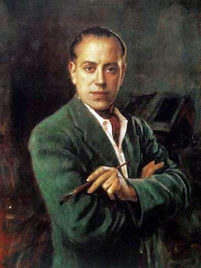Henrique Medina de Barros (Portuguese, 1901- 1988) (400x533, 66Kb)