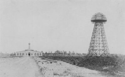 Башня Теслы