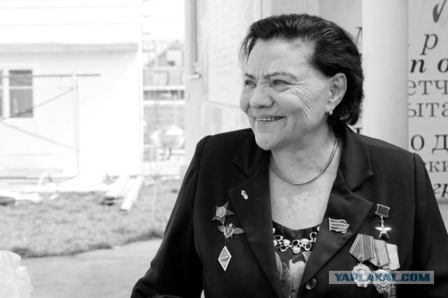 Умерла Марина Попович