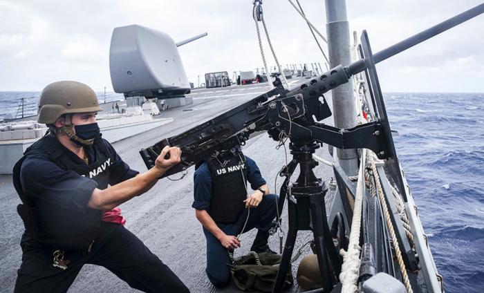 США не признаёт границы России в Японском море