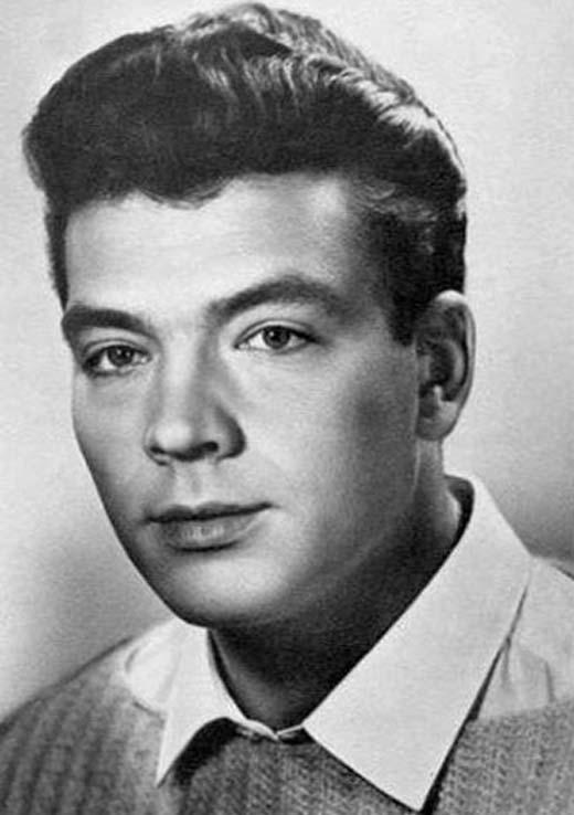 Владимир Трещалов в молодости