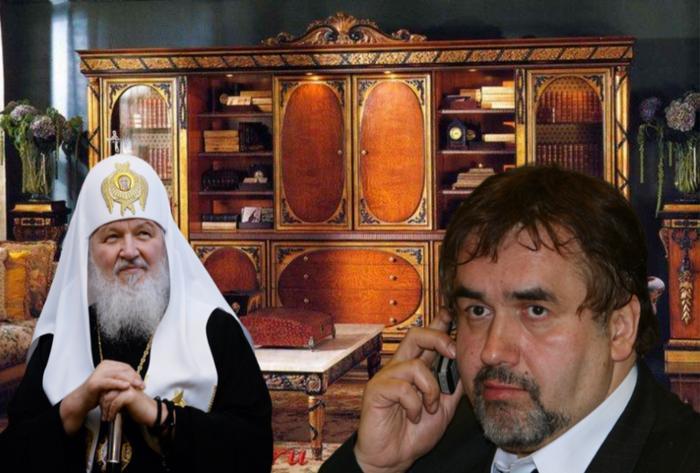 Станислав Садальский прокомментировал закупку для резиденции патриарха Кирилла роскошной мебели из Италии