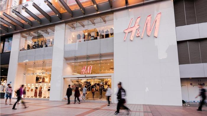 Реалии цифрового мира. Китай стер сеть H&M
