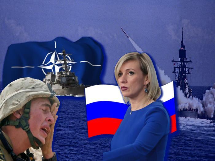 В МИД России ответили на протест НАТО о решении РФ уничтожать любые объекты агрессора при попытках нарушить границы в Крыму