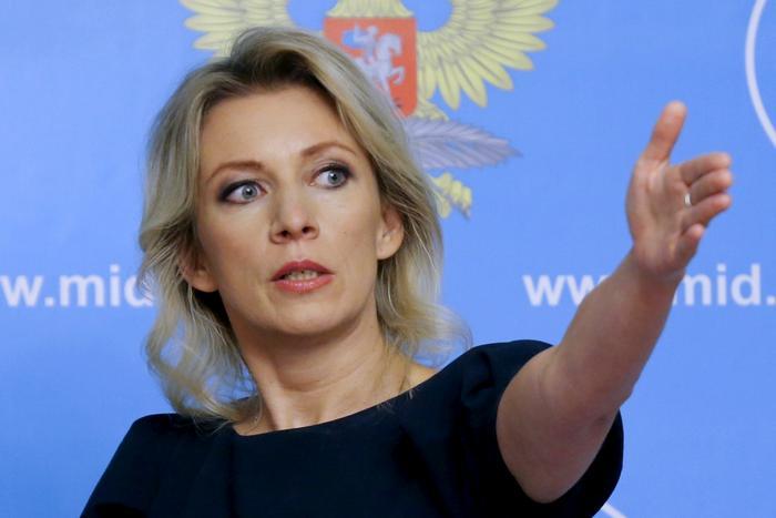 Мария Захарова. Источник изображения: https://tvcenter.ru/