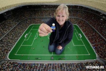 Креативные фигуры из конструктора Lego (фото) - новость из рубрики ...