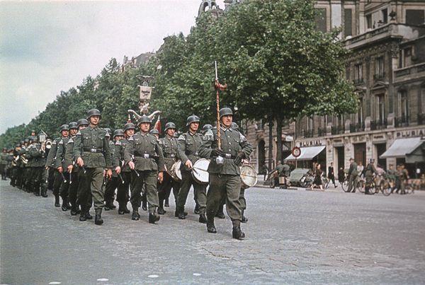 Вторая мировая война – странный