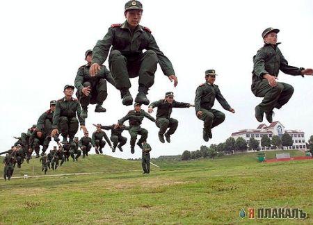Как и во всяком деле в военной службе