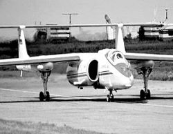 Западная компания будет покупать у России бывшие самолеты-разведчики