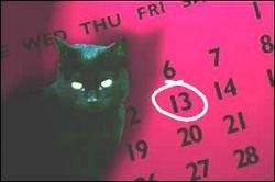 Несчастливое число 13: суеверия, совпадения или сверхъестественность?