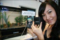 Компания Samsung Electro-Mechanics представила первый в мире телефон, работающий на воде