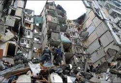 Находящиеся под завалами разрушенного дома звонят родным