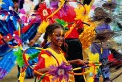 Самба признана национальным достоянием Бразилии
