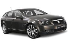 Спортивный дизайн и практичность- новый Holden VE Commodore Sportwagon