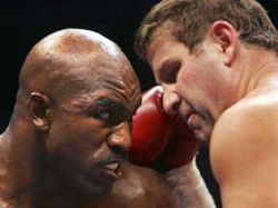 Холифилд отказался завершать карьеру после боя с Ибрагимовым