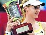Елена Дементьева - в первой десятке Чемпионской гонки ВТА