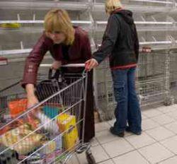Как побороть ажиотажный спрос на продукты