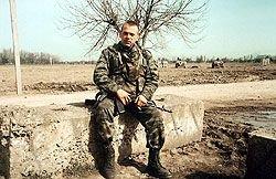 Контрактник, выживший в Чечне, скончался от побоев в отделении милиции