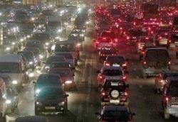 Аномальная дорожная ситуация в столице провоцирует неоправданную агрессию водителей